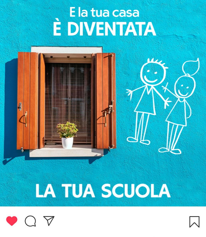 Campagna di sensibilizzazione social per Uretek: la scuola.