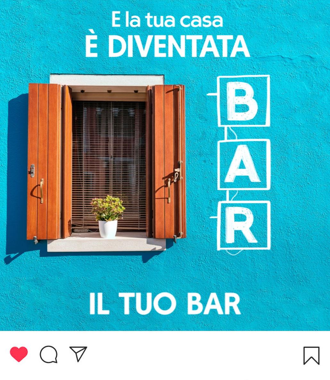 Campagna di sensibilizzazione social per Uretek: il bar.