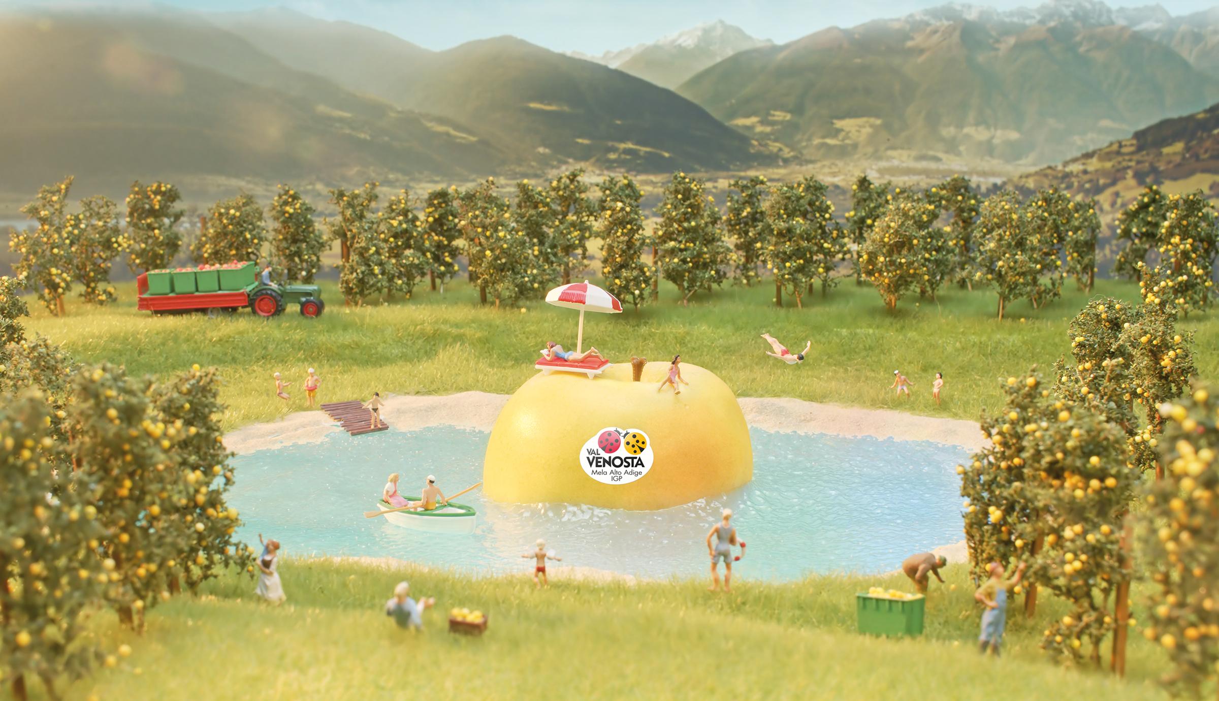 Visual della campagna: il microclima