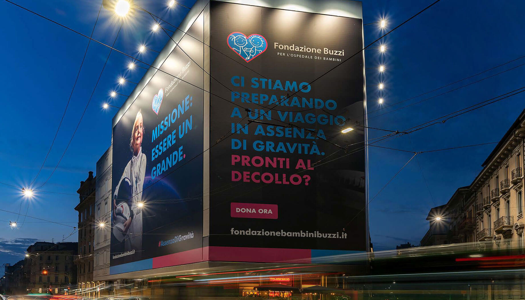 Affissione campagna